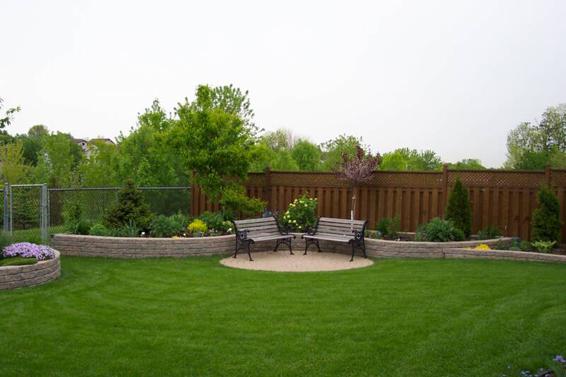 Cr ation parc et jardin am nagement ham sur heure for Amenagement jardin photos