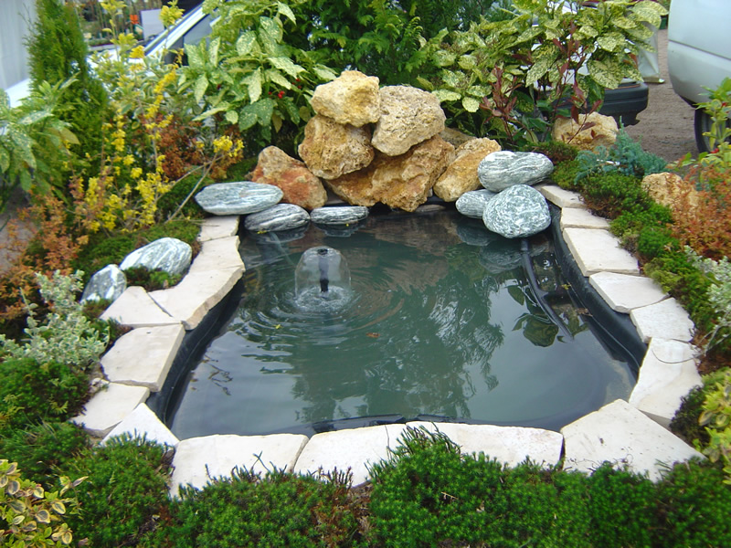 Pi ces d 39 eau global jardins - Amenagement jardin avec bassin grenoble ...